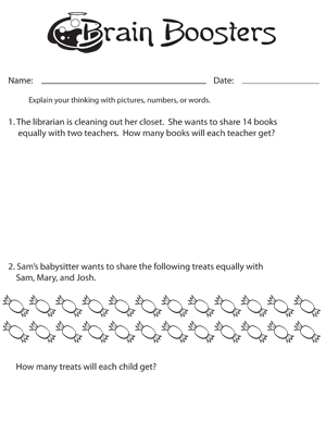 Brain Booster 5-04-09 - Printable
