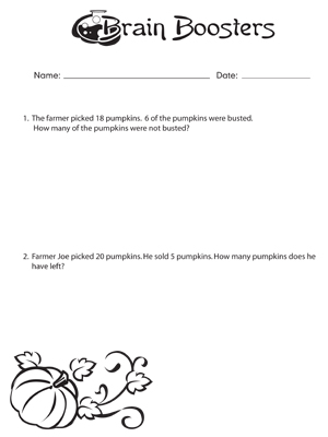 Brain Booster 9-22-09 - Printable