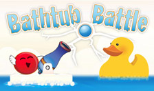 Bathtub Battle - Game