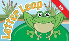 Letter Leap - Game