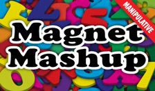 Magnet Mashup - Letters/Numbers - Interactive