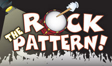 Rock The Pattern - Game