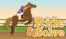 Ride and Solve - Game