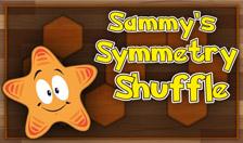 Sammy's Symmetry Shuffle - Game